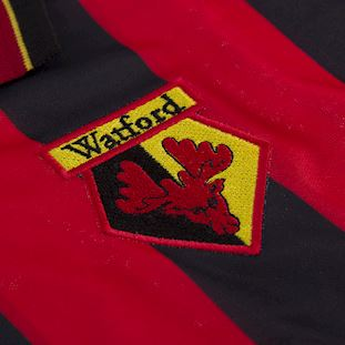Watford FC 1997 - 98 Away Retro Football Shirt | 4 | COPA