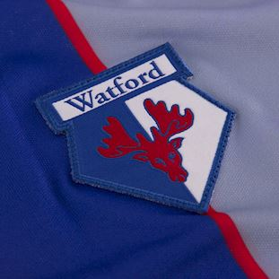 Watford FC 1998 - 99 Away Retro Football Shirt | 3 | COPA