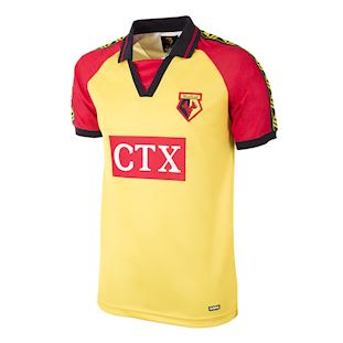 Watford FC 1998 - 99 Retro Football Shirt | 1 | COPA