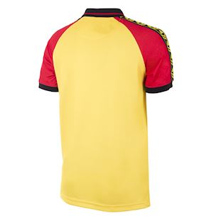 Watford FC 1998 - 99 Retro Football Shirt | 3 | COPA