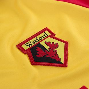 Watford FC 1998 - 99 Retro Football Shirt | 4 | COPA