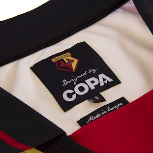 Watford FC 1998 - 99 Retro Football Shirt | 6 | COPA