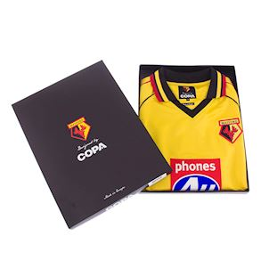Watford FC 1999 - 00 Retro Football Shirt | 7 | COPA