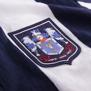 West Bromwich Albion 1953 - 54 Retro Football Shirt | 3 | COPA