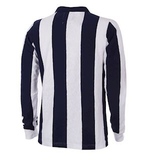 West Bromwich Albion 1953 - 54 Retro Football Shirt | 4 | COPA