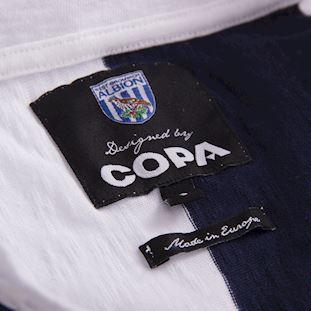 West Bromwich Albion 1953 - 54 Retro Football Shirt | 5 | COPA