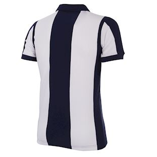 West Bromwich Albion 1978 - 79 Retro Football Shirt | 4 | COPA