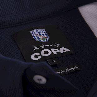 West Bromwich Albion 1978 - 79 Retro Football Shirt | 6 | COPA