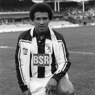 West Bromwich Albion 1982 - 83 Retro Football Jacket | 2 | COPA