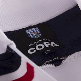 West Bromwich Albion 1982 - 83 Retro Football Jacket | 6 | COPA