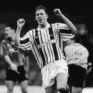 142 | West Bromwich Albion 1992 - 93 Short Sleeve Retro Football Shirt | 2 | COPA