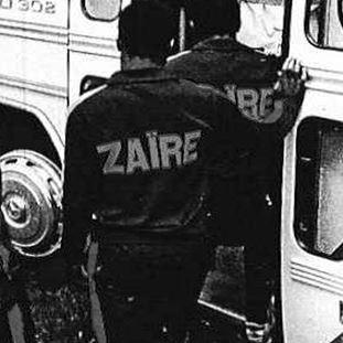 860 | Zaire World Cup 1974 Retro Football Jacket | 2 | COPA