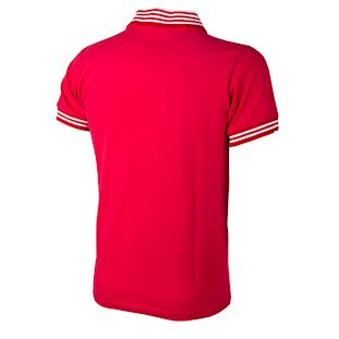 766 | Aberdeen FC 1976 - 1977 League Cup Final Short Sleeve Retro Football Shirt | 4 | COPA
