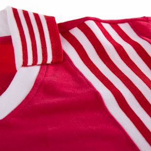 766 | Aberdeen FC 1976 - 1977 League Cup Final Short Sleeve Retro Football Shirt | 6 | COPA