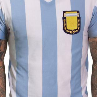 Argentina 1982 V-neck T-Shirt | 3 | COPA