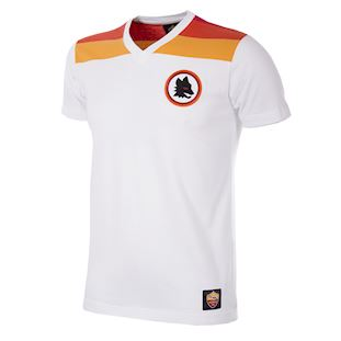 as-roma-1980s-t-shirt-white | 1 | COPA