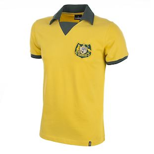 Australia World Cup 1974 Retro Football Shirt | 1 | COPA