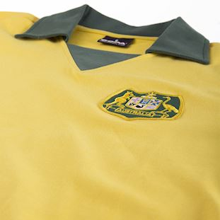 Australia World Cup 1974 Retro Football Shirt | 5 | COPA