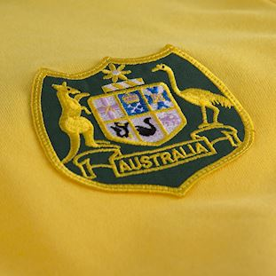 Australia World Cup 1974 Retro Football Shirt | 3 | COPA
