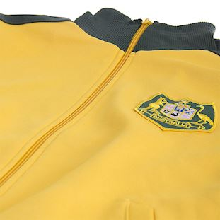 Australia 1970's Retro Football Jacket | 5 | COPA