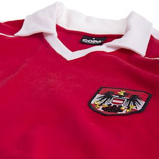 Austria Away World Cup 1982 Retro Football Shirt | 5 | COPA