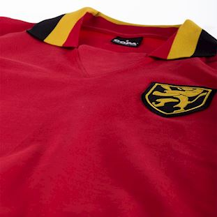 Belgium 1960's Retro Football Shirt | 5 | COPA