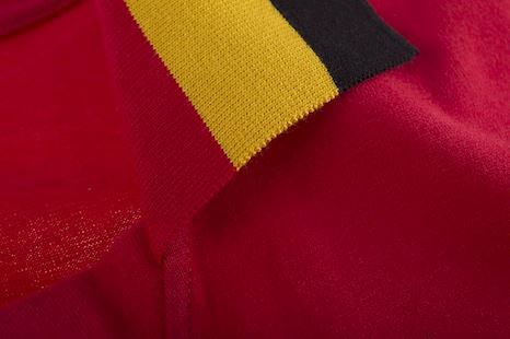 Belgium 1960's Retro Football Shirt | 6 | COPA