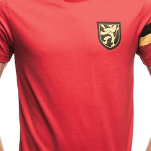 6588 | Belgium Captain T-Shirt | Red | 2 | COPA