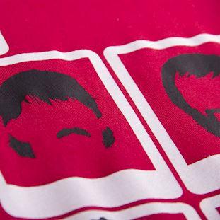 Belgium's Famous Haircuts T-Shirt | 3 | COPA