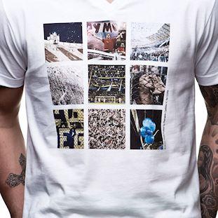 6591 | Buenos Aires Futbol V-Neck T-Shirt | 2 | COPA