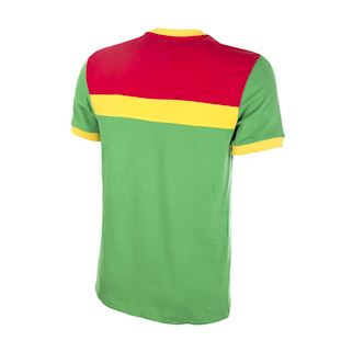 Cameroon 1989 Retro Football Shirt | 4 | COPA