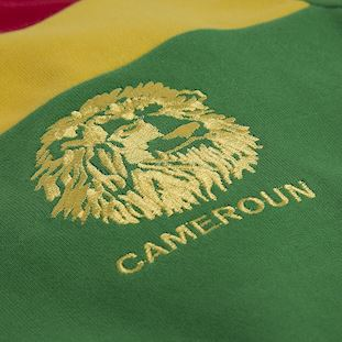 Cameroon 1989 Retro Football Shirt | 3 | COPA