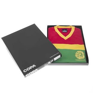 Cameroon 1989 Retro Football Shirt | 6 | COPA