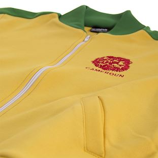 Cameroon 1980's Retro Football Jacket | 5 | COPA