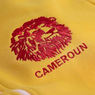 Cameroon 1980's Retro Football Jacket | 3 | COPA
