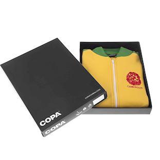 Cameroon 1980's Retro Football Jacket | 7 | COPA