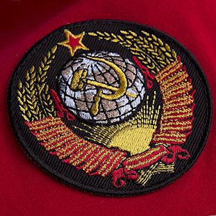 CCCP 1980's Retro Football Shirt | 3 | COPA