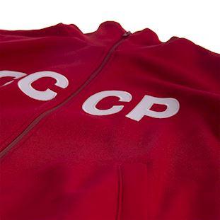 CCCP 1970's Retro Football Jacket | 5 | COPA
