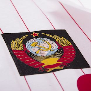 CCCP Captain V-Neck T-Shirt | 3 | COPA