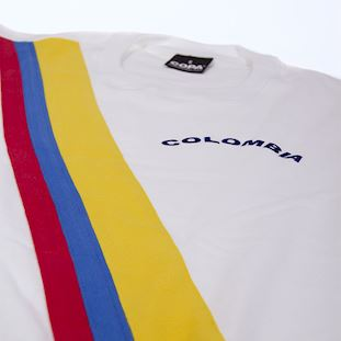 Colombia 1973 Retro Football Shirt | 5 | COPA