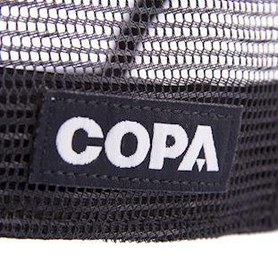 COPA 3D White Logo Trucker Cap | 5 | COPA