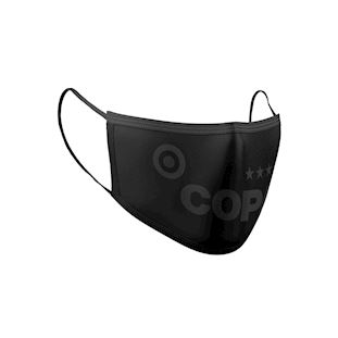COPA All Black Certified Face Mask | 3 | COPA
