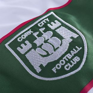 Cork City FC 1984 Retro Football Shirt | 3 | COPA