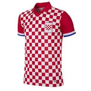 235 | Croatia 1992 Short Sleeve Retro Football Shirt | 1 | COPA