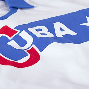 Cuba 1962 Castro Retro Football Shirt | 3 | COPA