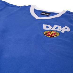 DDR World Cup 1974 Retro Football Shirt | 5 | COPA