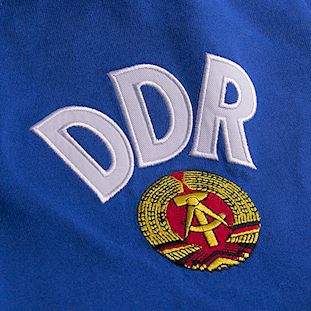 DDR World Cup 1974 Retro Football Shirt | 3 | COPA