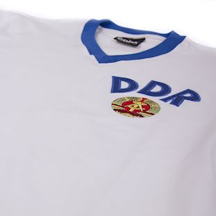 DDR Away World Cup 1974 Retro Football Shirt | 5 | COPA