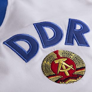 DDR Away World Cup 1974 Retro Football Shirt | 3 | COPA