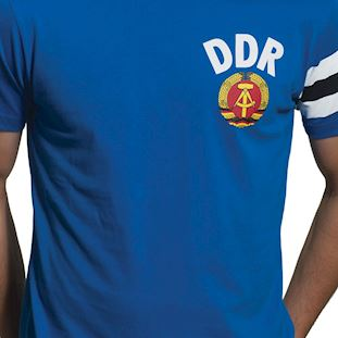 6661 | DDR Captain T-Shirt | Blue | 2 | COPA